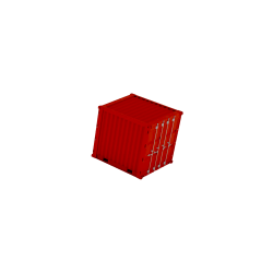 container red icon size 10ft 250x250 1